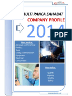 Company Profile PT Multi Panca Sahabat