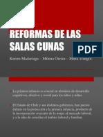 Reformas de Las Salas Cunasppt