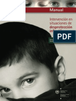 Manual de Intervención en Casos de Desprotección Infantil