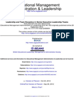 Educational Management Administration & Leadership 2012 Barnett 653 71