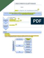 Ações e Recursos Eleitorais sistematizados  (Arnaldo Bruno).pdf