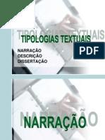 Tipologias Textuais