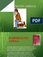 INTERPRETACIÓN JURÍDICA (1)