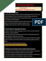 Teoria y Metodos en Arqueologia.