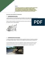 Contaminacion Del Medio Ambiente