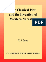 The Classical Plot and the Invention of Western Narrative