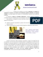 (Genomica y Proteomica)