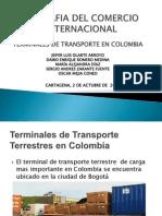 Terminales de Transporte ( Geo Del Comercio Tarea 3er Corte)
