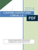 Compañia Agropecuaria Copeval Sa
