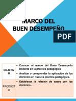 Ppt Marco Del Buen Desempeno (2)