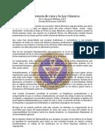 Raza y La Ley Cosmica, La Diferencia de - May64 - L. Baynard Whitney, F.R.C.