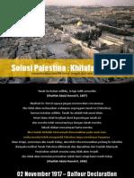 Solusi Total Mavnbvnbvsalah Palestina
