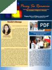 Pinoy Sa Romania Newsletter
