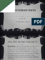 Komunikasi Data Daring