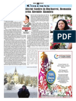 Filipino Spotted in Bucharest, Romania
