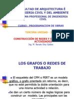 Tercera Unidad - Construcción de Redes