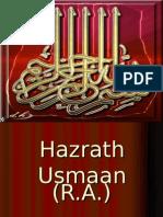 3 Hazrath Usman