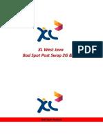 XL West Java Bad Spot 3G