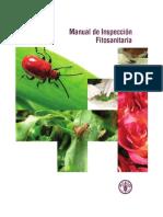Manual de Inspección Fitosanitaria
