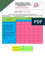 Formato Autoevaluación 3 y 4 de 15