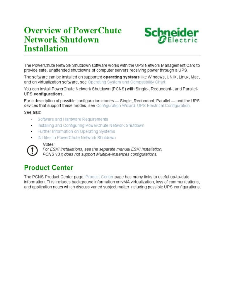 PCNS - Installation Guide | Installation (Computer Programs) | Hyper V