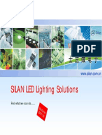 silan Led Lighting solution 2011