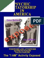 A Verdadeira História Do Movimento i Am-eu Sou - A Ditatura Psiquica Na America