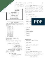 General Chem exam 1