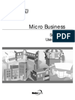 Micro Business User Guide