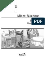 Micro Business User Guide