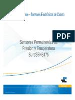 Sensores Permanentes de P y T