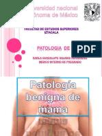 Patologia Benigna de Mama