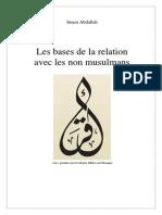 Les Bases de La Relation Avec Les Non MusulmansV4