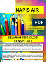Ppt Penapis Air