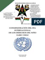 Conmemoración Del Día Internacional Derechos Del Niño
