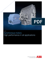 Brochure Synchronous Motors 9akk105576 en 122011 Final Lr