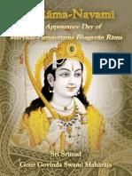 Ramanavami Booklet (1)