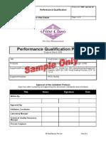 PQ-example Guidelis Sample