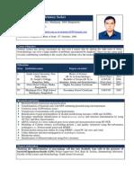 Resume-Mrinmoy Sarker
