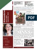 Winnaar NRW Marketingjaarprijs 2014