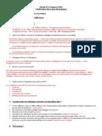 Corrigé Du Devoir Deux Heures Révision 2014-2015