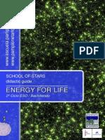 Energy for life (Educación Secundaria - School of stars - Pamplonetario)