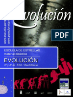 Evolución (Educación Secundaria - Bachillerato - Escuela de Estrellas - Pamplonetario)