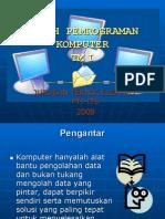 Kuliah Pemrograman Komputer Tm 1.Ppt