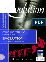 Evolution (Educación Secundaria - Bachillerato - School of stars - Pamplonetario)