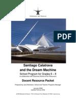 1.8 Calatrava Dreammachine