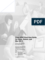 Mac Solaris Linux VPNguide