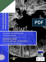 Nanocam Escalas (Educación Secundaria - Bachillerato - Escuela de estrellas - Pamplonetario)