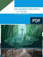 Computer Animation Arts 2