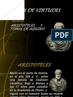 3 Etica de Virtudes Aristoteles y Santo Tomas de Aquino